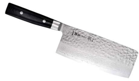 couteau de cuisine chinois couteau de cuisine yaxell quot quot hachoir chinois 18 cm