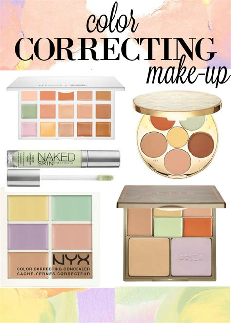 how to color correct makeup color correcting makeup 101 the dumbbelle