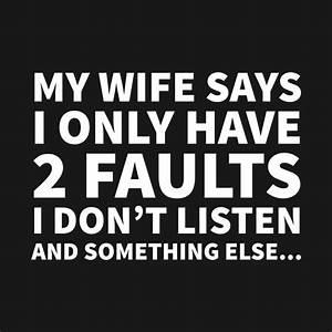 Husband Wife Fu... Fun Wife Quotes