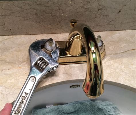 Do You Fix A Leaking Kitchen Faucet by Bathrooms How To Fix A Leaky Bathroom Faucet For Your