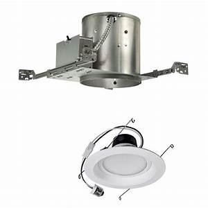 Led light design dimmable recessed lighting