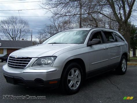 Chrysler Pacifica Touring 2005 by 2005 Chrysler Pacifica Touring In Bright Silver Metallic