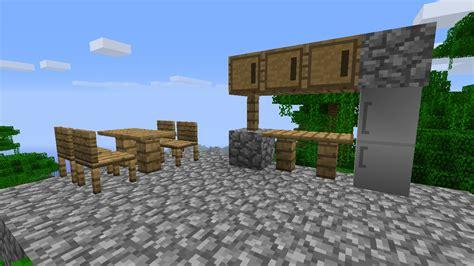 comment faire une cuisine dans minecraft mod gameplay furniture mod 1 8 minecraft aventure