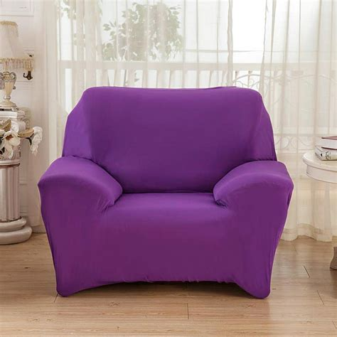 Arm Chair One Seater Sofa Cover Slipcover Stretch Lounge