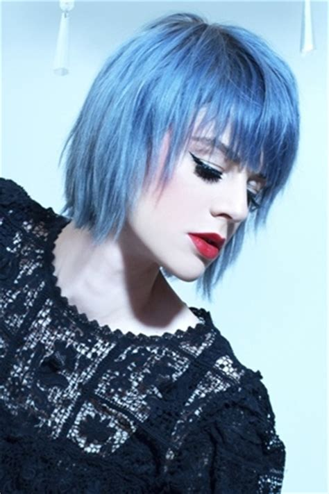 And Black Two Tone Hairstyles by Two Toned Hair Color Ideas