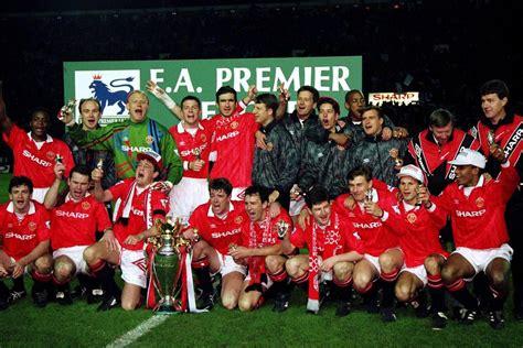 1992/93 Season Review: Man Utd win first PL title