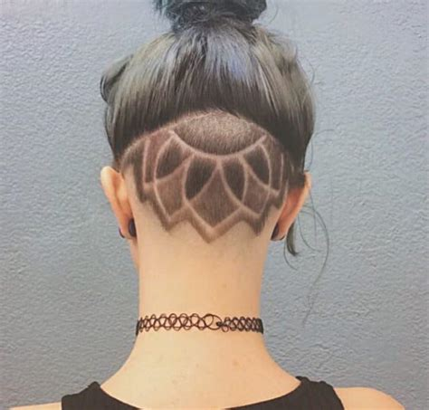 30 Cool Hair Tattoo Designs for Ladies – SheIdeas