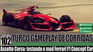 [TRC] EP102 Trying the Ferrari F1 Concept Car Assetto