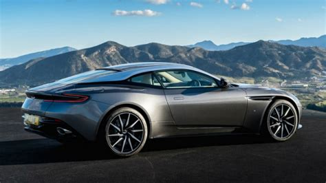 Aston Martin Shows A Brand New Db11 At Geneva Motor Show
