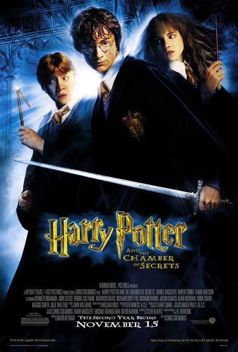 harry potter chambre secrets harry potter and the chamber of secrets maniac