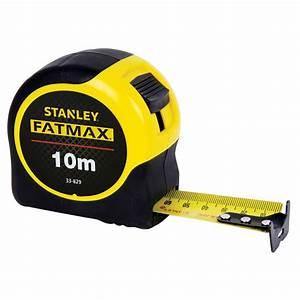 Stanley Fat Max : stanley fatmax 10m tape measure bunnings warehouse ~ Eleganceandgraceweddings.com Haus und Dekorationen