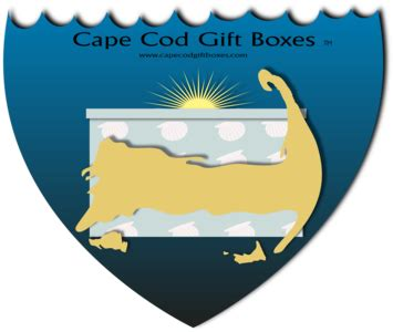Just The Facts Cape Cod Gift Boxes