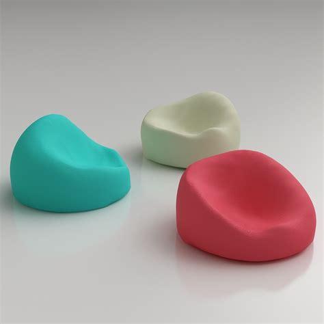 bean bag chair  furniture  models