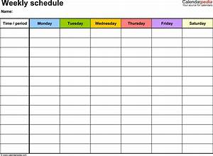 employee lunch break schedule template With lunch schedule template excel
