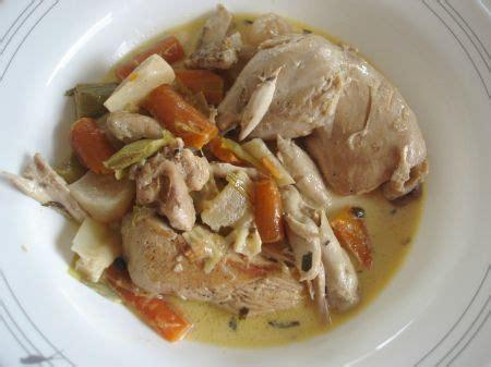 la cuisine de norbert waterzooï de poulet la cuisine de norbert