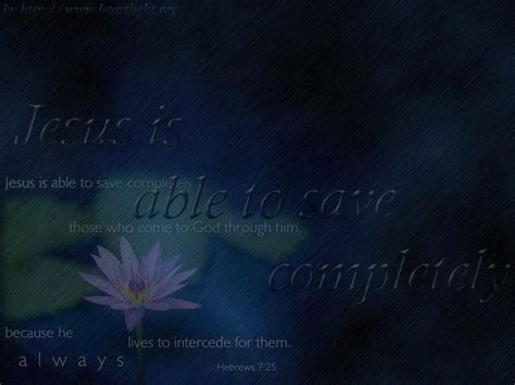 """""""able To Save Completely! (dark)"""" — Powerpoint Background"""