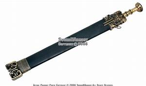 The Mummy Dragon Emperor Chinese Jian Sword Replica