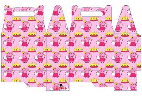 Peppa Pig Fairy Free Printable Lu H Box Oh Fiesta