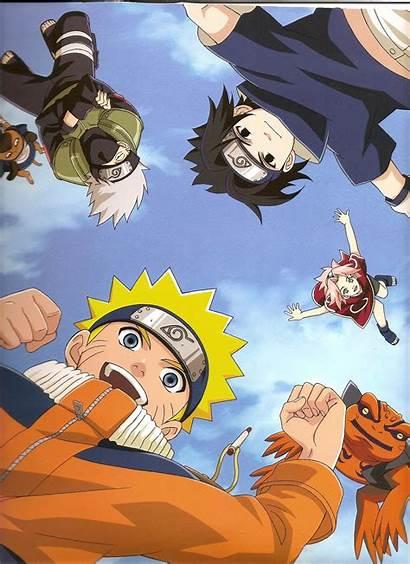 Naruto Team Wallpapers Sasuke Sakura Iphone Kakashi
