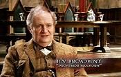 Image - Jim Broadbent HP interview 01.jpg - Harry Potter Wiki