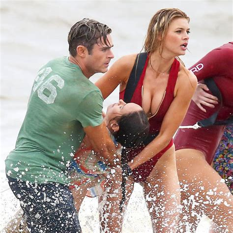 Baywatch Beauty Kelly Rohrbach Sizzles In First Pics From