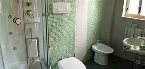 Bagni Piastrelle Verdi ~ Design casa creativa e mobili ispiratori