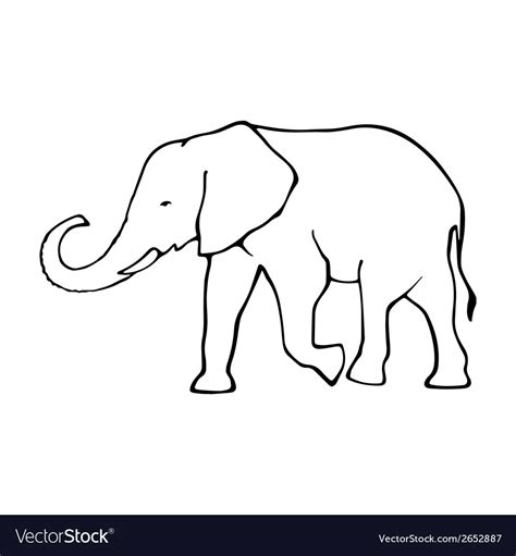 Elephant Template Elephant Template Lovely Elephant Template
