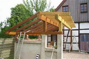 Eine uberdachte terrasse selber bauen for überdachte terrasse bauen
