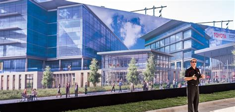 toyota corporate headquarters toyota reveals plans for west plano headquarters plano