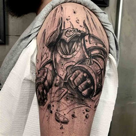 league  legends tattoo alistar  tattoo ideas gallery