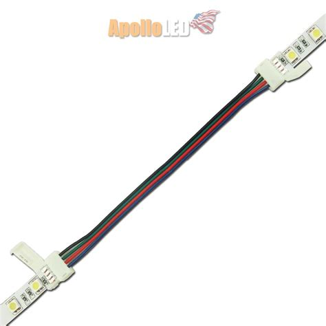 Quick Adapter Wiring Connector Multi Color Rgb