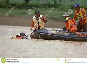INDONESIA WATER RESCUE TRAINING Editorial Photo - Image ...