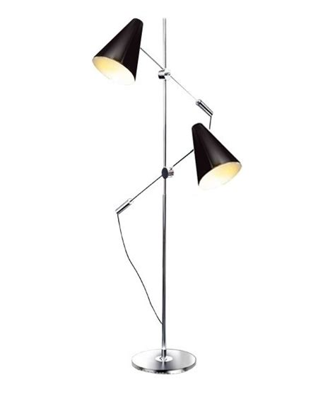floor standing led reading ls uk floor l with two adjustable reading lights