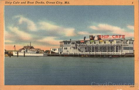 Registering A Boat In Maryland by Ship Cafe And Boat Docks City Md