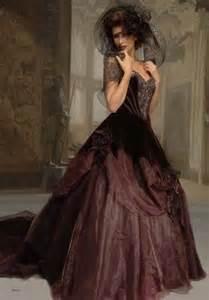 brown dresses for wedding brown wedding dresses weddbook