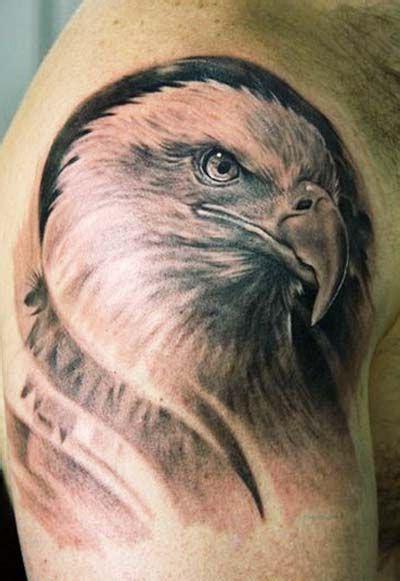 """Tatouage Original """"aigle"""""""