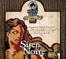 Image result for heavy seas siren noire