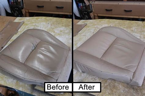 Before getting down to the job, you should assess the damage in the leather upholstery. Upholstery Cleveland OH | Upholstery Shop Near Me | Duramend