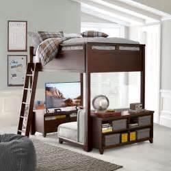 bunk bed pic hton convertible loft bed pbteen
