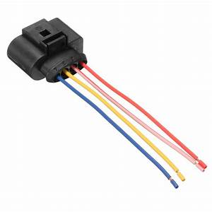 Oem Ignition Coil Connector Plug Pack Wiring Loom For Audi