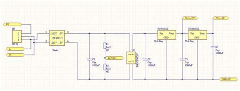 dimensionierung von kondensatoren fuer spannungsversorgung