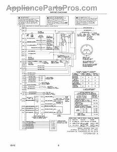 Parts For Frigidaire Fafs4174na0  Wiring Diagram Parts