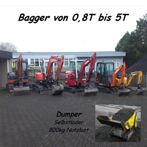 Haus Mieten In Arnsberg Und Umgebung minibagger bagger dumper in arnsberg balve und umgebung