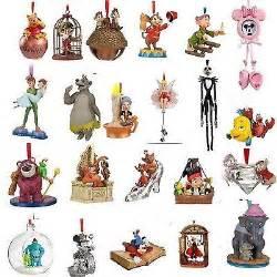 disney ornaments 2010 2011 2012 and new 2013 sketchbook ornaments wish list