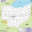 513 Area Code Map, Where is 513 Area Code in Ohio