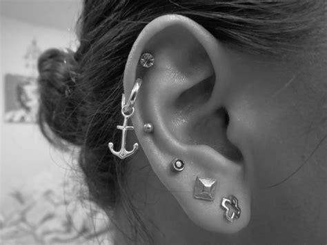 piercing oreille femme prix piercing oreille cartilage id 233 es de tatouages et piercings