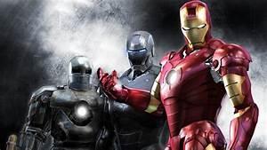 Iron Man Suit Movie - wallpaper.