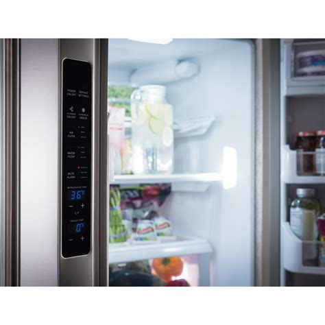 fpbgrf frigidaire professional  counter depth french door refrigerator