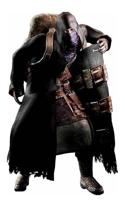 Evil Resident Render