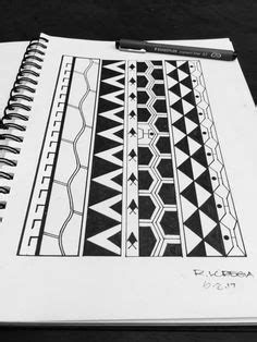 Bontoc flute etching patterns   Philippine Traditional